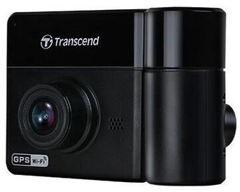 Transcend DrivePro 550A Dual Lens Dash Camera