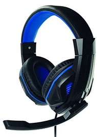 Steel Play HP-41 Casque Stereo Headset Wired Black/Blue