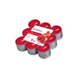 Ароматическая свеча Bolsius Pomegranate, 18 шт.