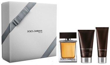 Dolce & Gabbana The One 100ml EDT + 75ml After Shave Balsam + 50ml Shower Gel