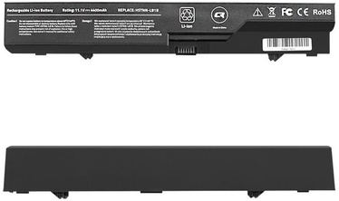 Qoltec Long Life Notebook Battery For HP 625/620/4420s 4400mAh