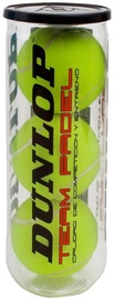 Dunlop Team Padel Tennis Ball 3pcs