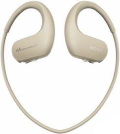 Muusikamängija Sony Walkman NW-WS413 Beige, 4 GB