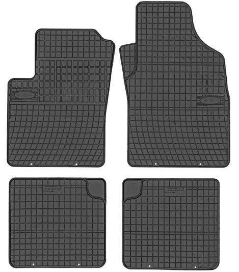 Frogum Ford KA / Fiat 500 / Fiat Panda Rubber Floor Mats
