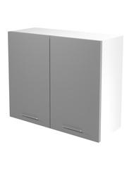 Верхний кухонный шкаф Halmar Vento G-80/72 Light Grey