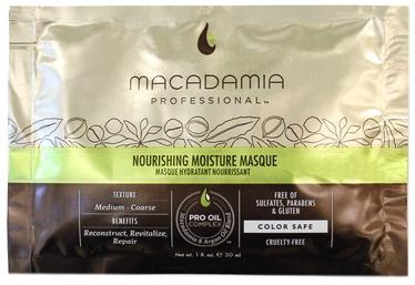 Маска для волос Macadamia Nourishing Moisture, 30 мл