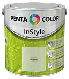 Seinavärv InStyle, 2,5 l, nat.roheline