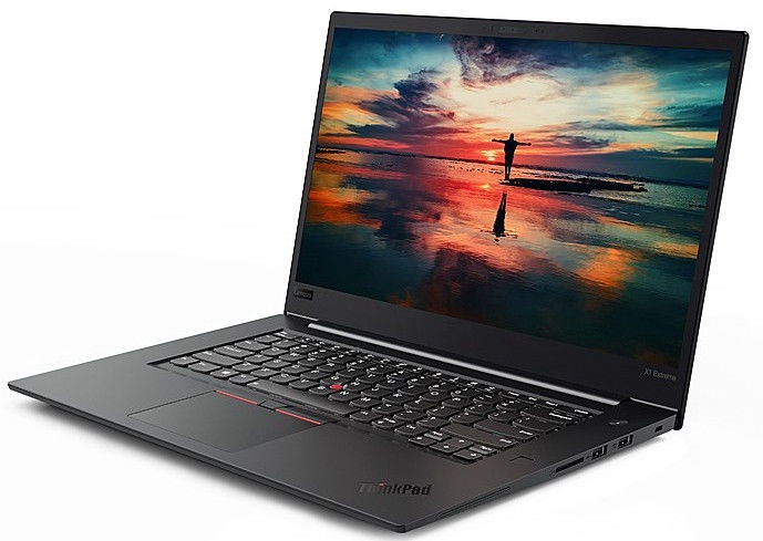 Lenovo ThinkPad X1 Extreme Black 20MF000RPB