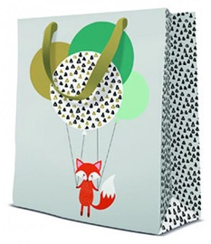 Paw Decor Collection Gift Bag Party Friends 20x10x25cm