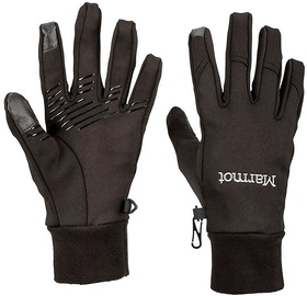 Marmot Womens Gloves Connect Black XL