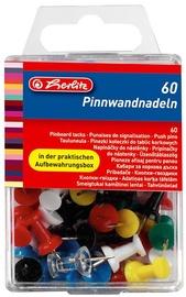 Herlitz Pinboard Tack 60pcs 08770406