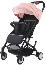 Спортивная коляска Tesoro A8 Oxford Black/Lotus Pink
