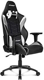 Игровое кресло AKRacing Core LX Plus White