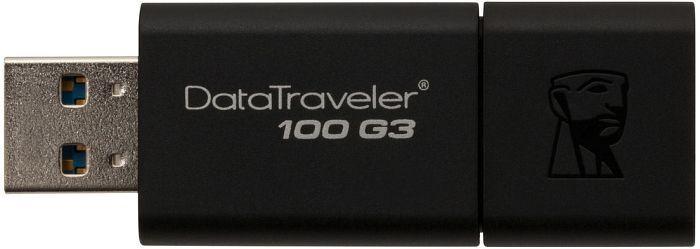 USB флеш-накопитель Kingston DT100G3, USB 3.0, 32 GB