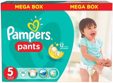 Pampers Pants S5 96