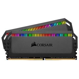 Corsair Dominator Platinum RGB 32GB 3000MHz CL15 DDR4 KIT OF 2 CMT32GX4M2C3000C15