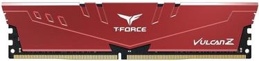 Operatiivmälu (RAM) Team Group T-Force Vulcan Z Red TLZRD48G2666HC18H01 DDR4 8 GB