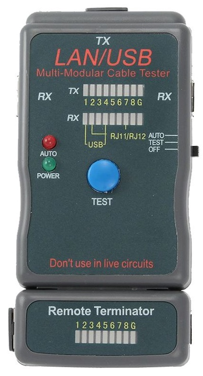 Gembird NCT-2 Cable Tester