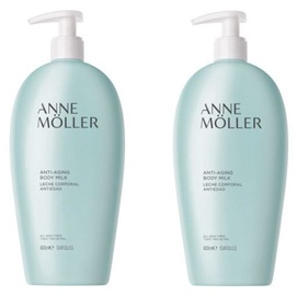 Anne Möller Body Milk 2x400ml