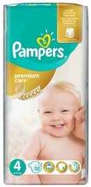 Pampers Premium Care S4 52