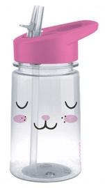 Aladdin Zoo Flip & Sip Water Bottle 0.43l Hare
