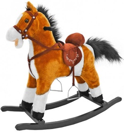Milly Mally Rocking Horse Mustang Light Brown 0073
