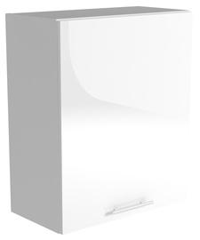 Верхний кухонный шкаф Halmar Vento G 60/72 White, 600x300x720 мм