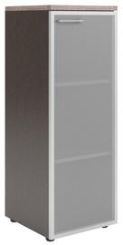 Skyland Xten Office Cabinet XMC 42.7 Right Sonoma Oak/Legno Dark