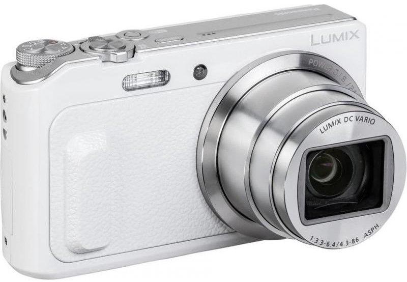 Panasonic DMC-TZ57 White