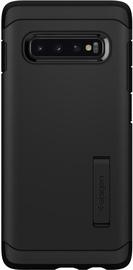 Spigen Tough Armor Back Case For Samsung Galaxy S10 Plus Black