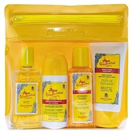 Alvarez Gomez Agua De Colonia Concentrada 85ml EDC Unisex + 90ml Shower Gel + 90ml Body Lotion + 75ml Deodorant Roll On + Cosmetic Bag
