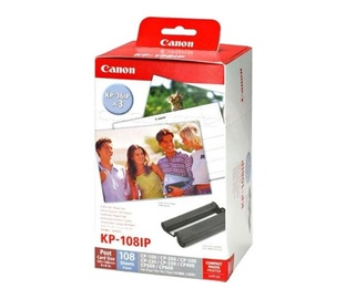 Canon KP-108IN COLOR / POSTCARD SIZE PHOTO PAPER