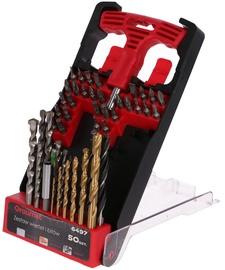 Ega Drill And Screwdriver Bit Set 50pcs
