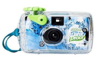 Fujifilm QuickSnap Marine Waterproof Disposable Camera