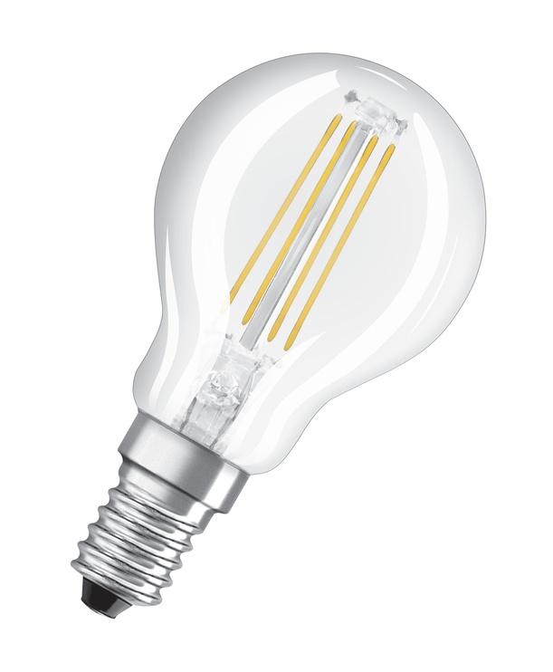 LAMP LED FILAM P45 4W E14 2700K 470LM