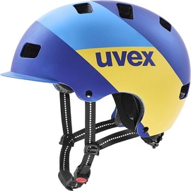 Uvex HTML 5 Bike Pro Blue Energy Matt 55-58