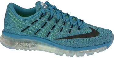 Nike Running Shoes Air Max 2016 806771-400 Blue 45.5
