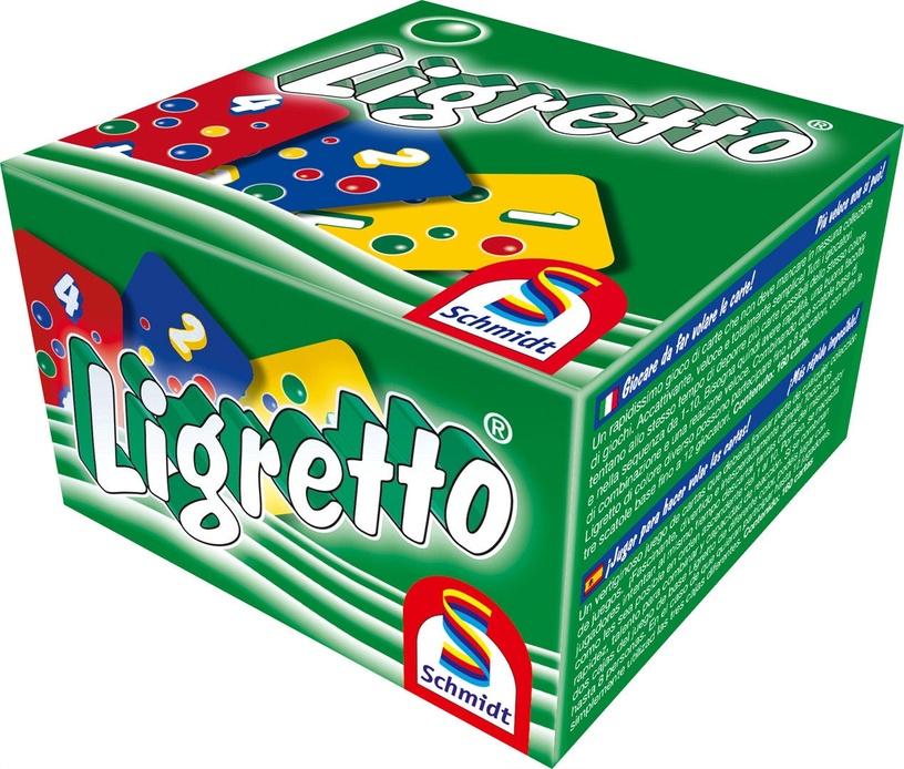 Brain Games Ligretto Green Edition