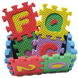 FV Eva Puzzle Mat Letters & Numbers 36pcs