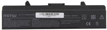 Mitsu Battery For Dell Inspiron 1525/1526 4400mAh