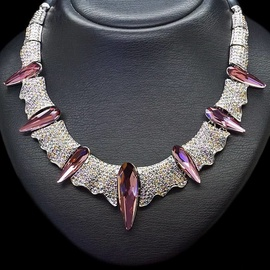 Diamond Sky Necklace Mother Of Dragons With Swarovski Crystals