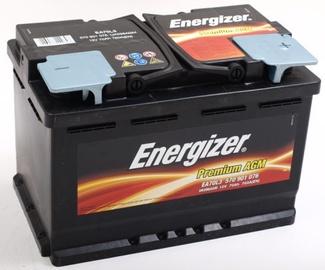 Energizer Premium AGM EA70L3 12V 70Ah