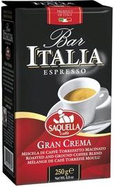 Saquella Bar Italia Espresso Gran Crema 250g