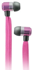 Kõrvaklapid Forever Swing Sport & Fitness Shoelace Pink