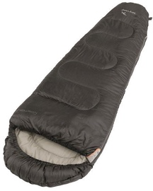 Magamiskott Easy Camp Cosmos Jr Black, parem, 170 cm