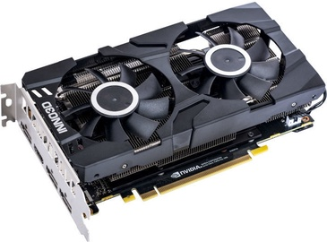 Inno3D GeForce RTX 2070 Twin X2 8GB GDDR6 PCIE N20702-08D6-1710VA23