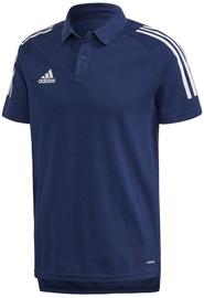 Adidas Mens Condivo 20 Polo Shirt ED9245 Navy L