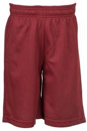 Bars Mens Basketball Shorts Red 166 L
