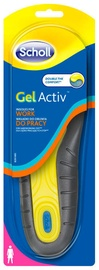 Scholl Gel Activ Work Insoles For Women