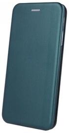 OEM Smart Diva Book Case For Xiaomi Redmi Note 8T Green
